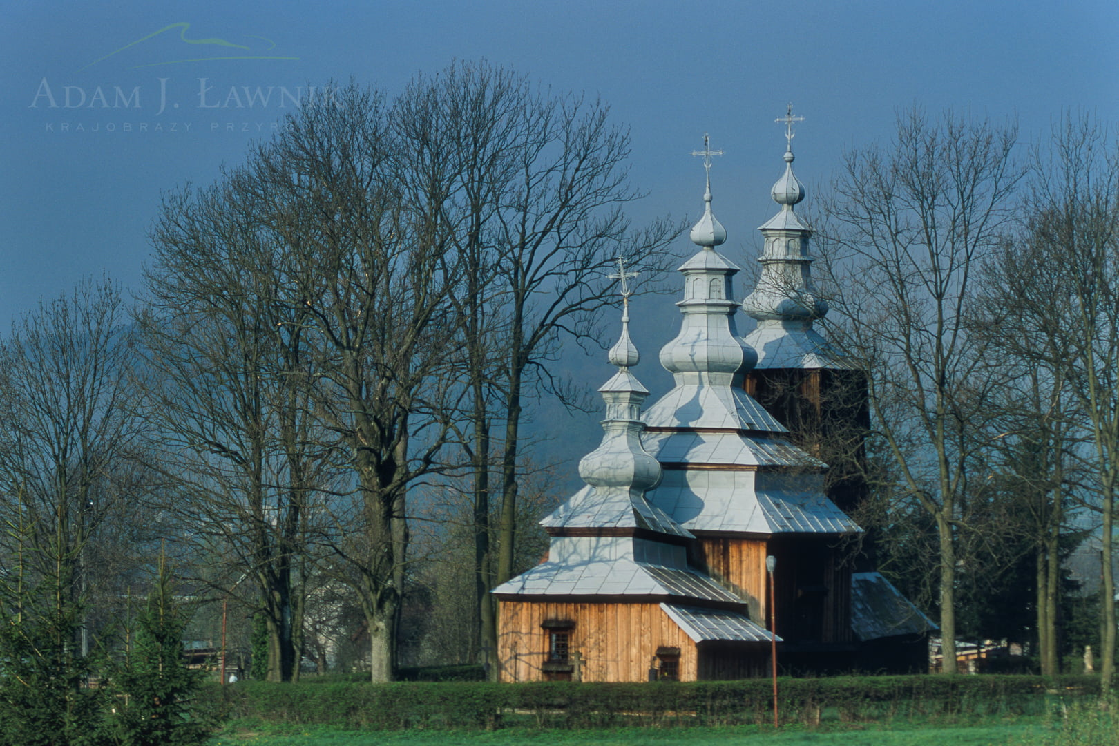 Low Beskids, Poland 0405-00633P