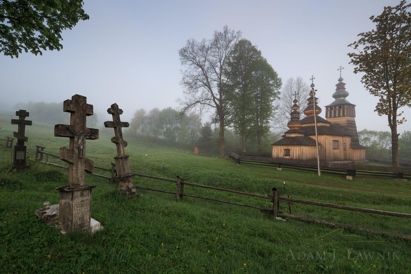 Low Beskids, Poland 1505-00546C