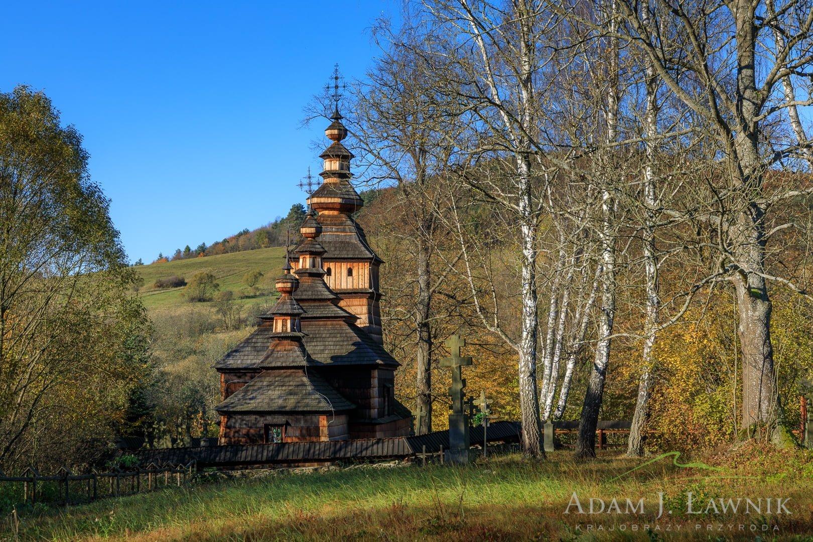 Low Beskids, Poland 1810-00500C