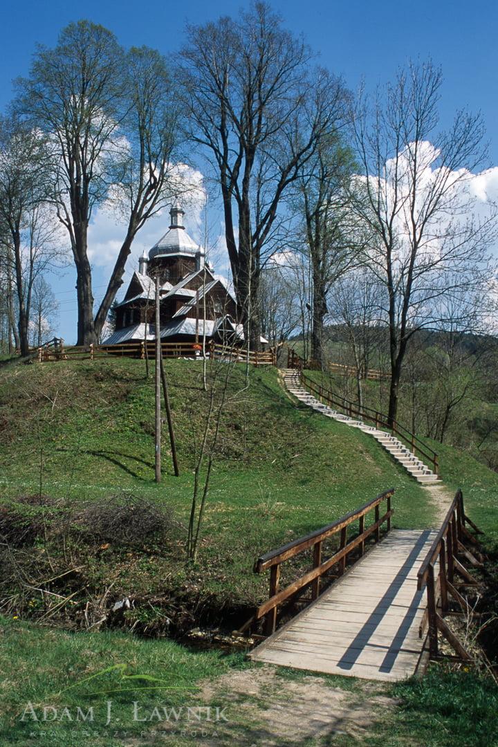 Bieszczady Mountains, Poland 0105-00125P