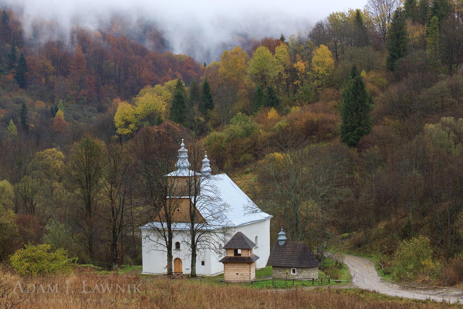 Bieszczady Mountains, Poland 0710-02090C