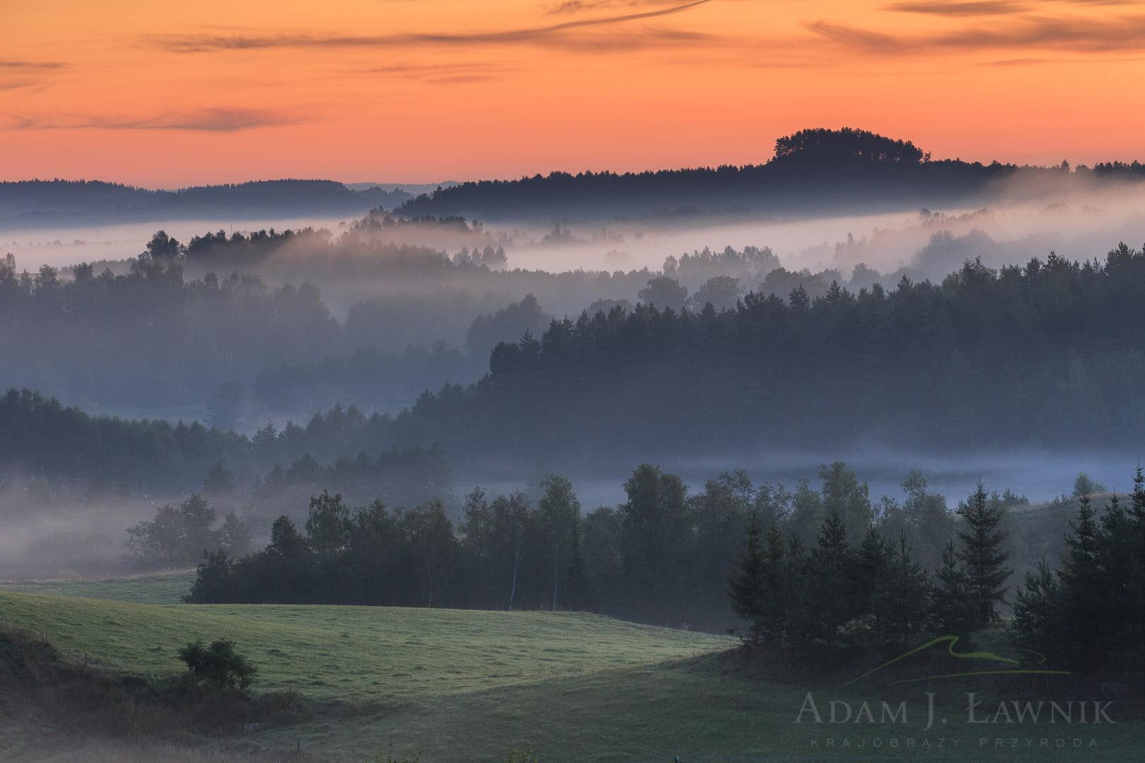 Suwałki Region, Poland 1608-00924C