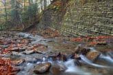 Potok Jaworzyna w Babiogórskim Parku Narodowym