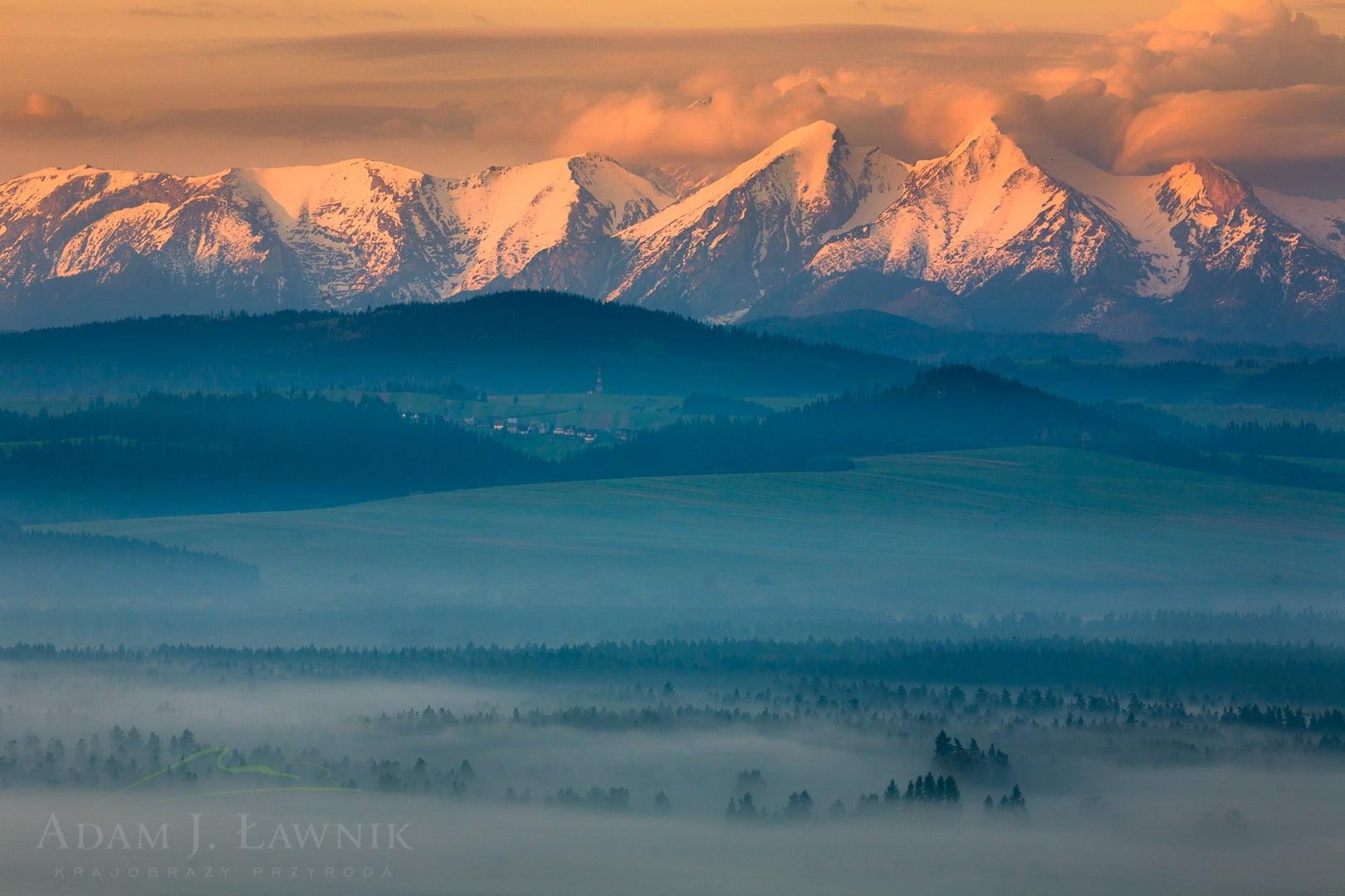 Gorce National Park, Poland 0805-00304C