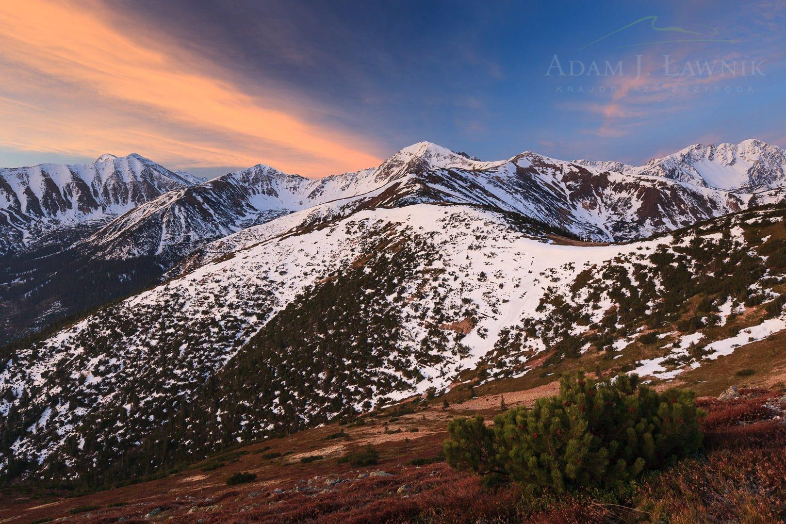 Tatra National Park, Poland 1104-00792C