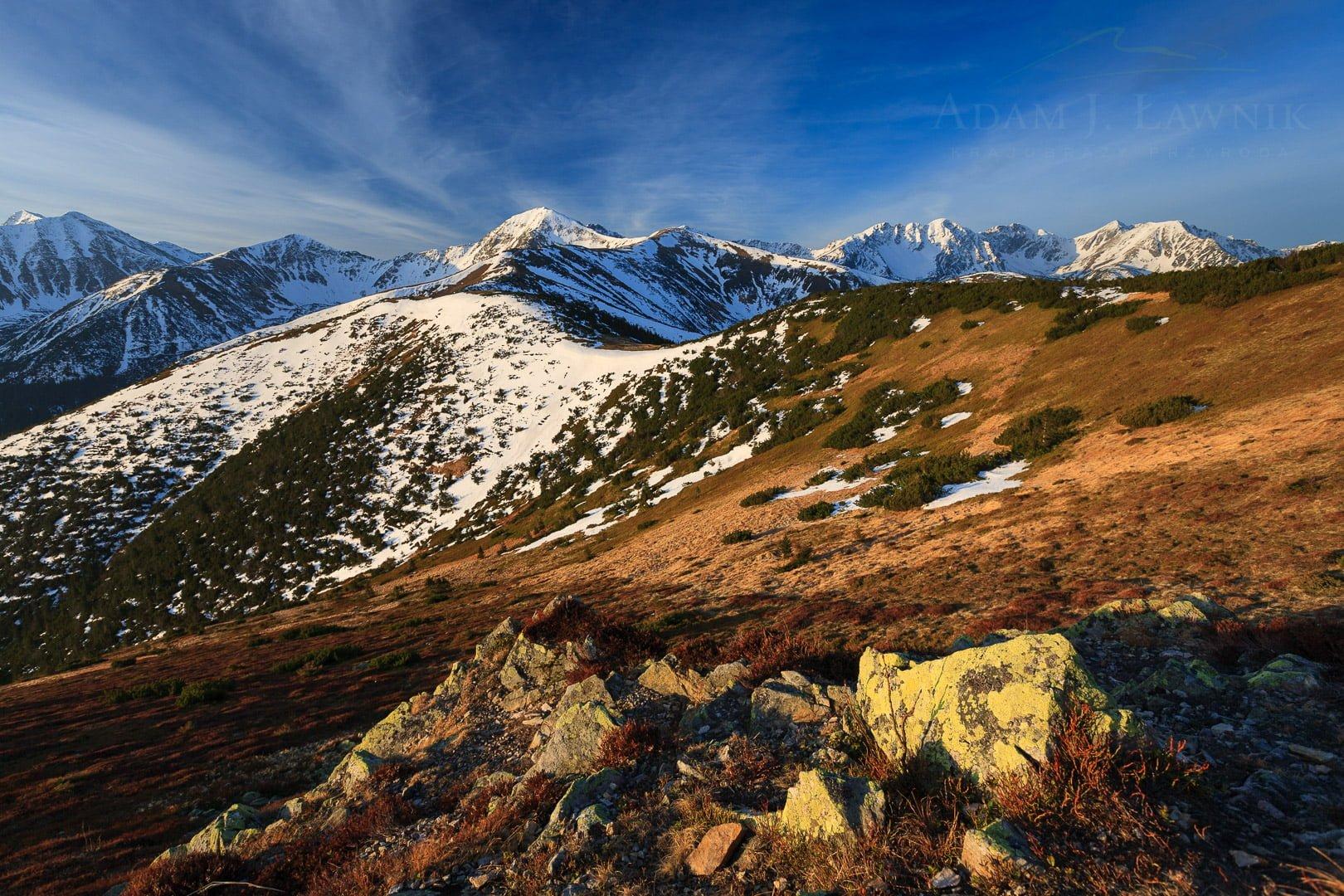 Tatra National Park, Poland 1104-00795C