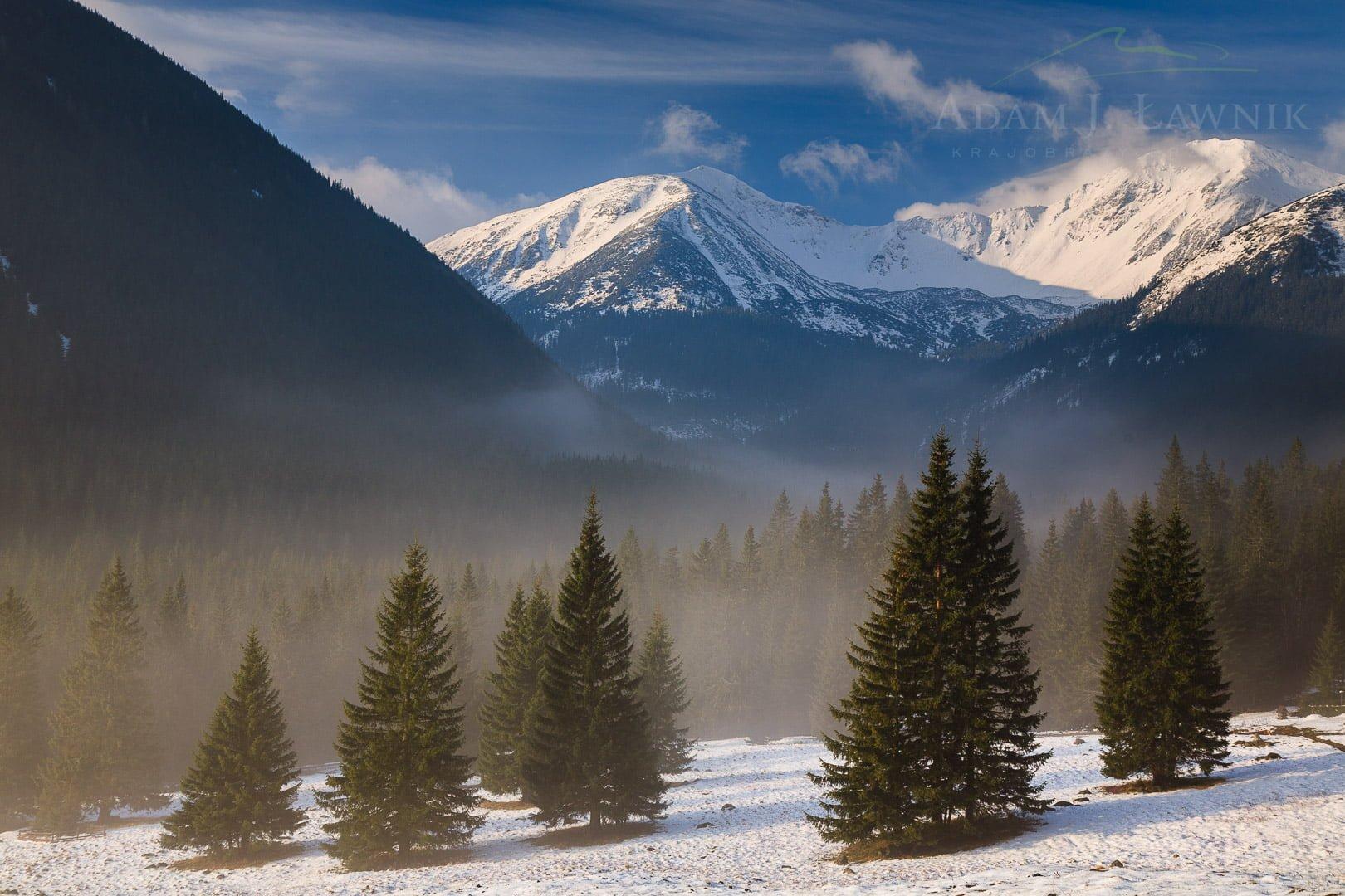 Tatra National Park, Poland 1104-00811C