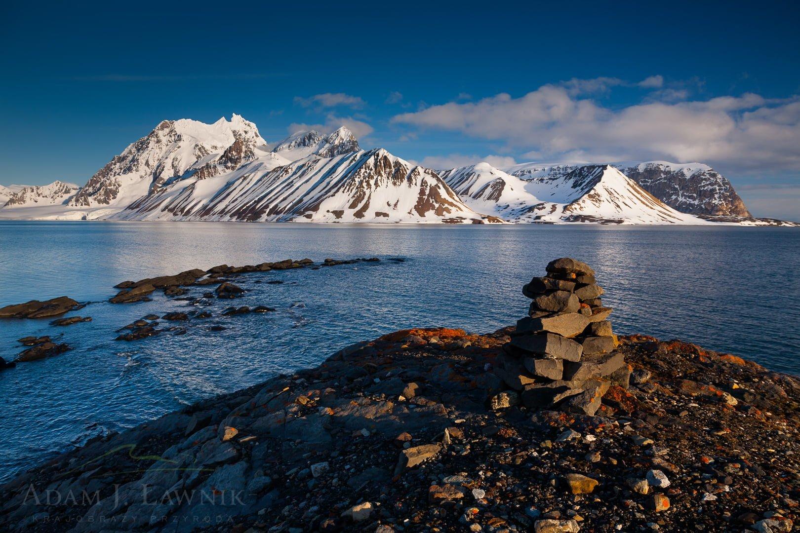 Spitsbergen, Arctic 0606-00597C
