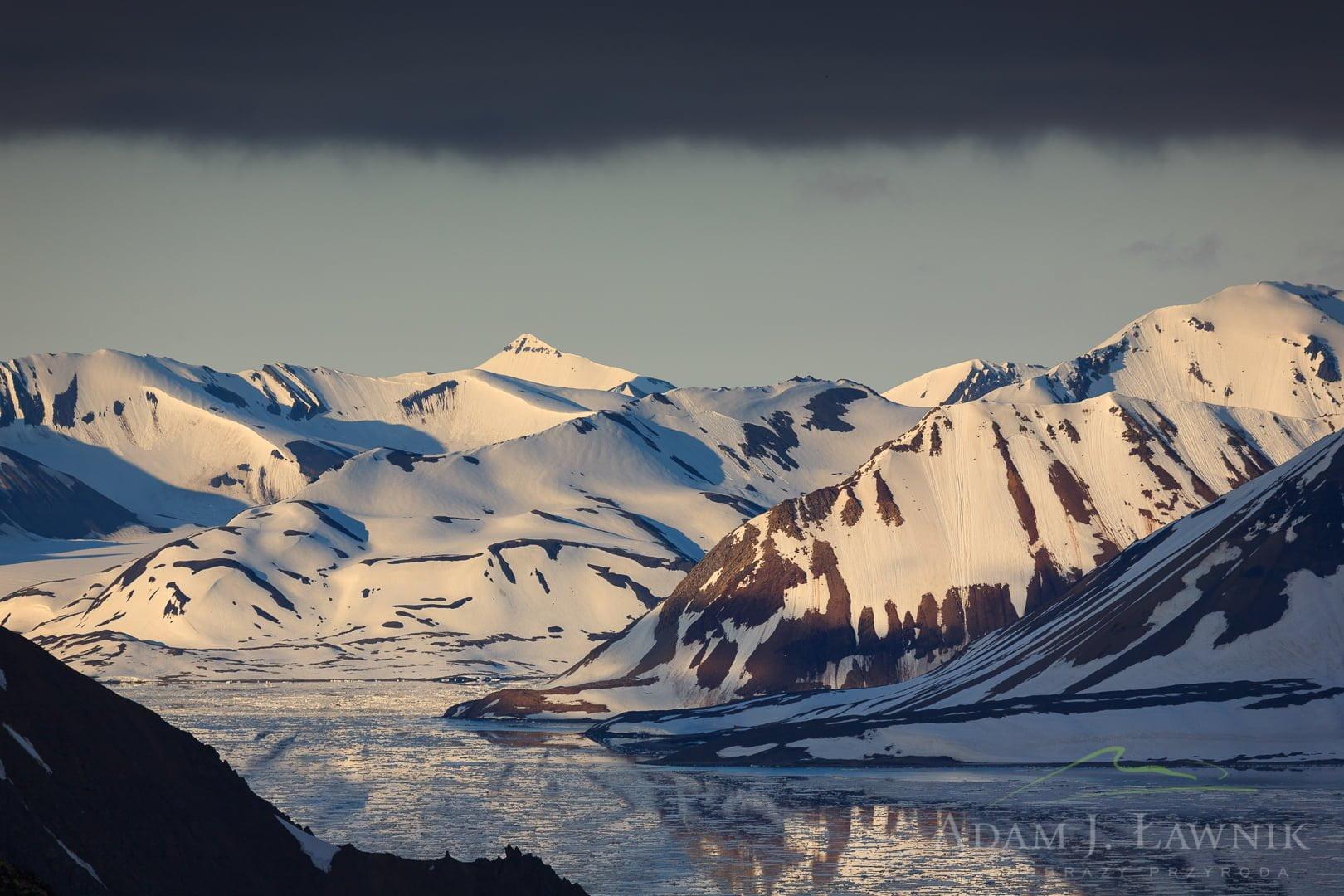 Spitsbergen, Arctic 0606-01514C