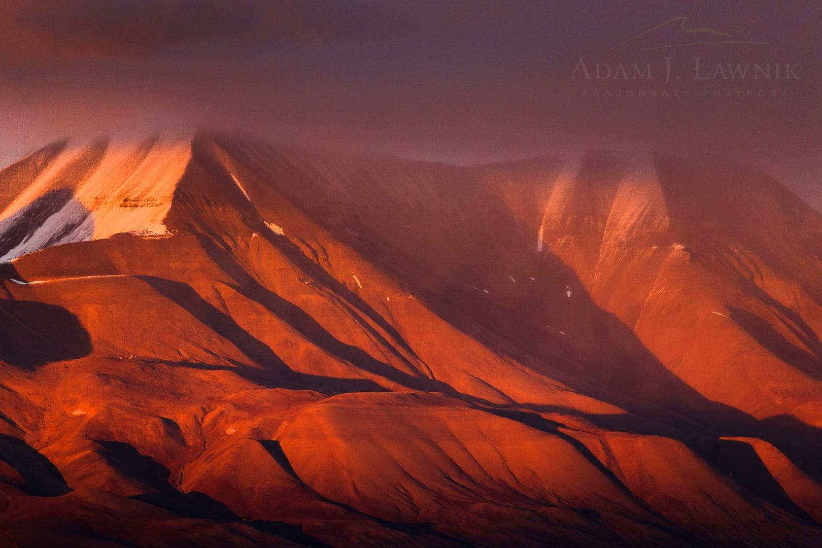 Spitsbergen, Arctic 0709-01485C