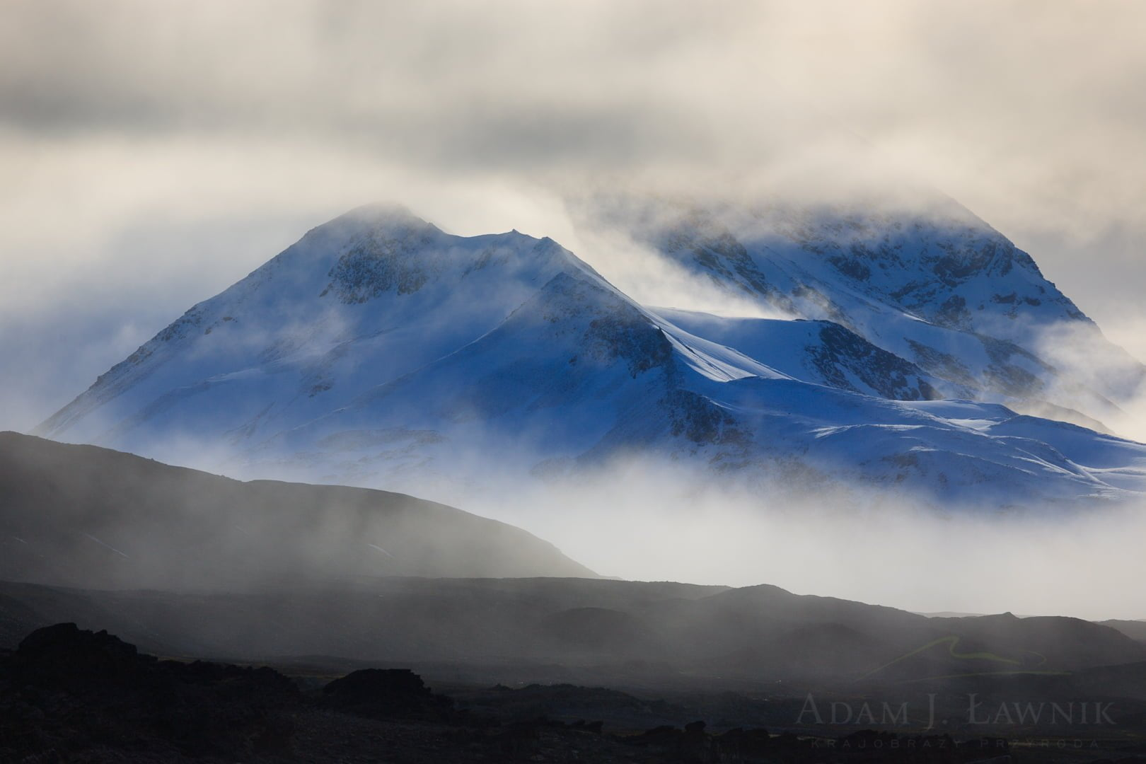 Spitsbergen, Arctic 0709-01717C