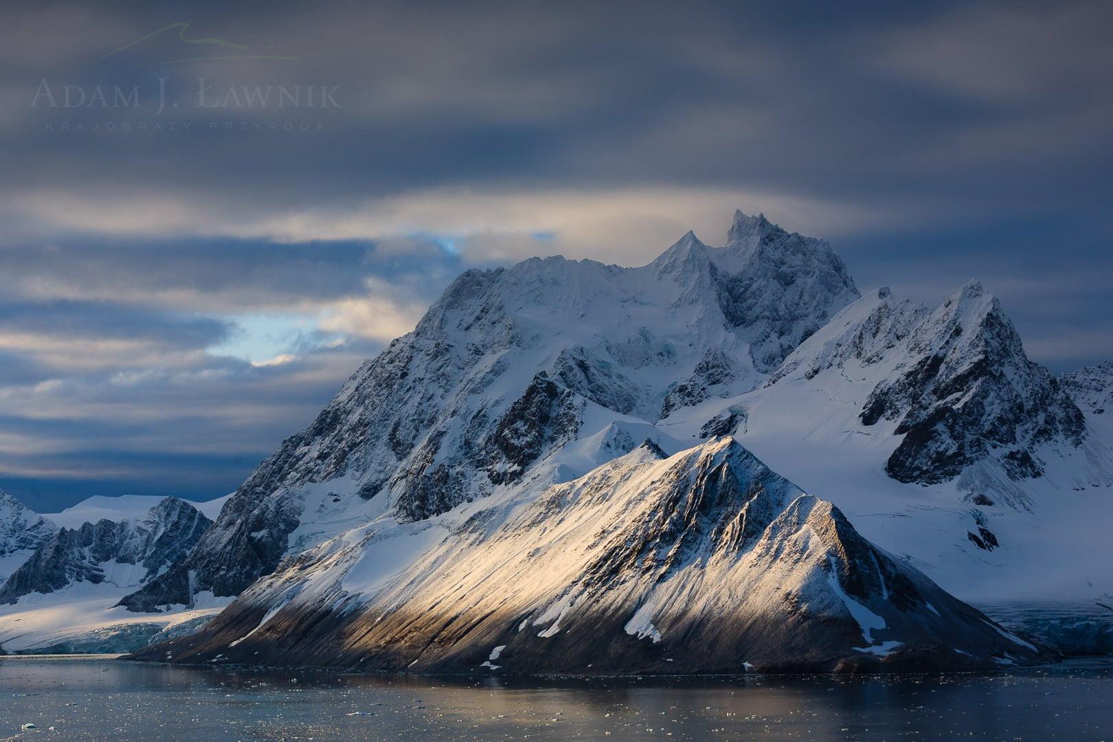Spitsbergen, Arctic 0709-01753C