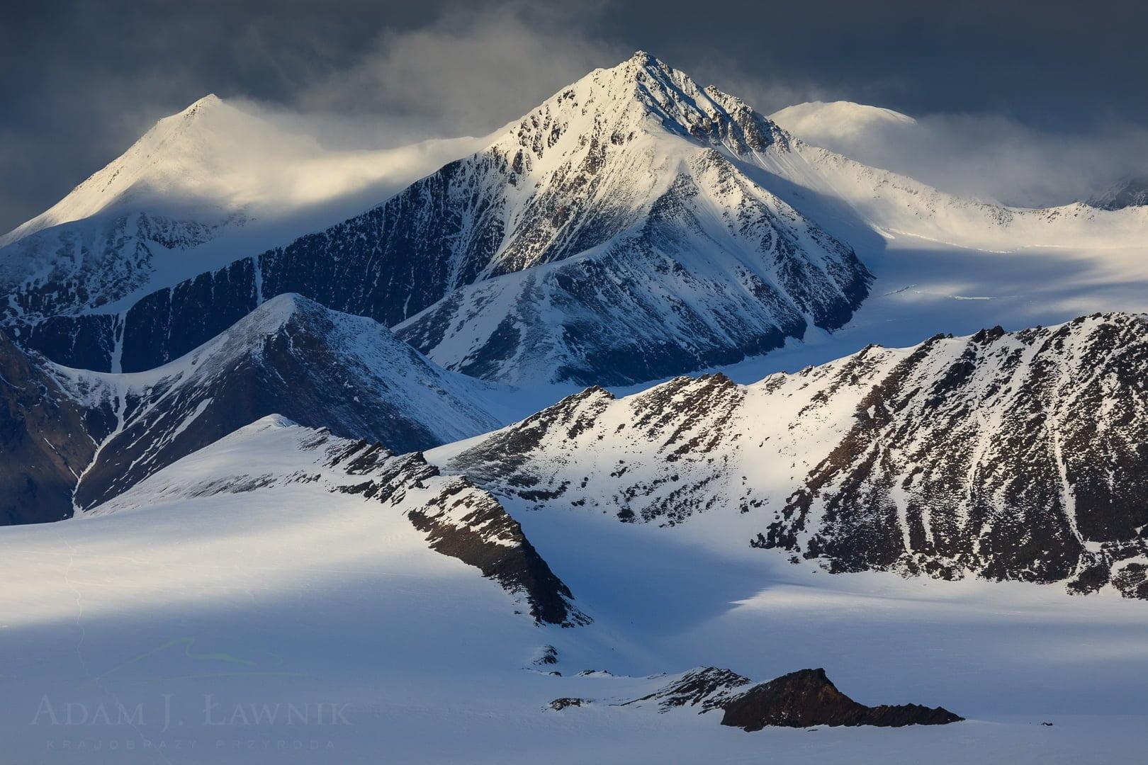 Spitsbergen, Arctic 0709-01864C