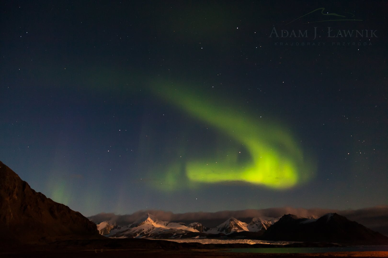 Spitsbergen, Arctic 0709-01876C