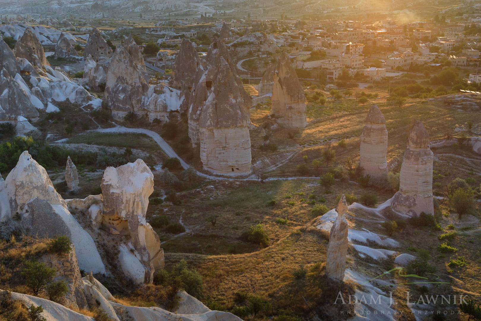 Göreme w Kapadocji