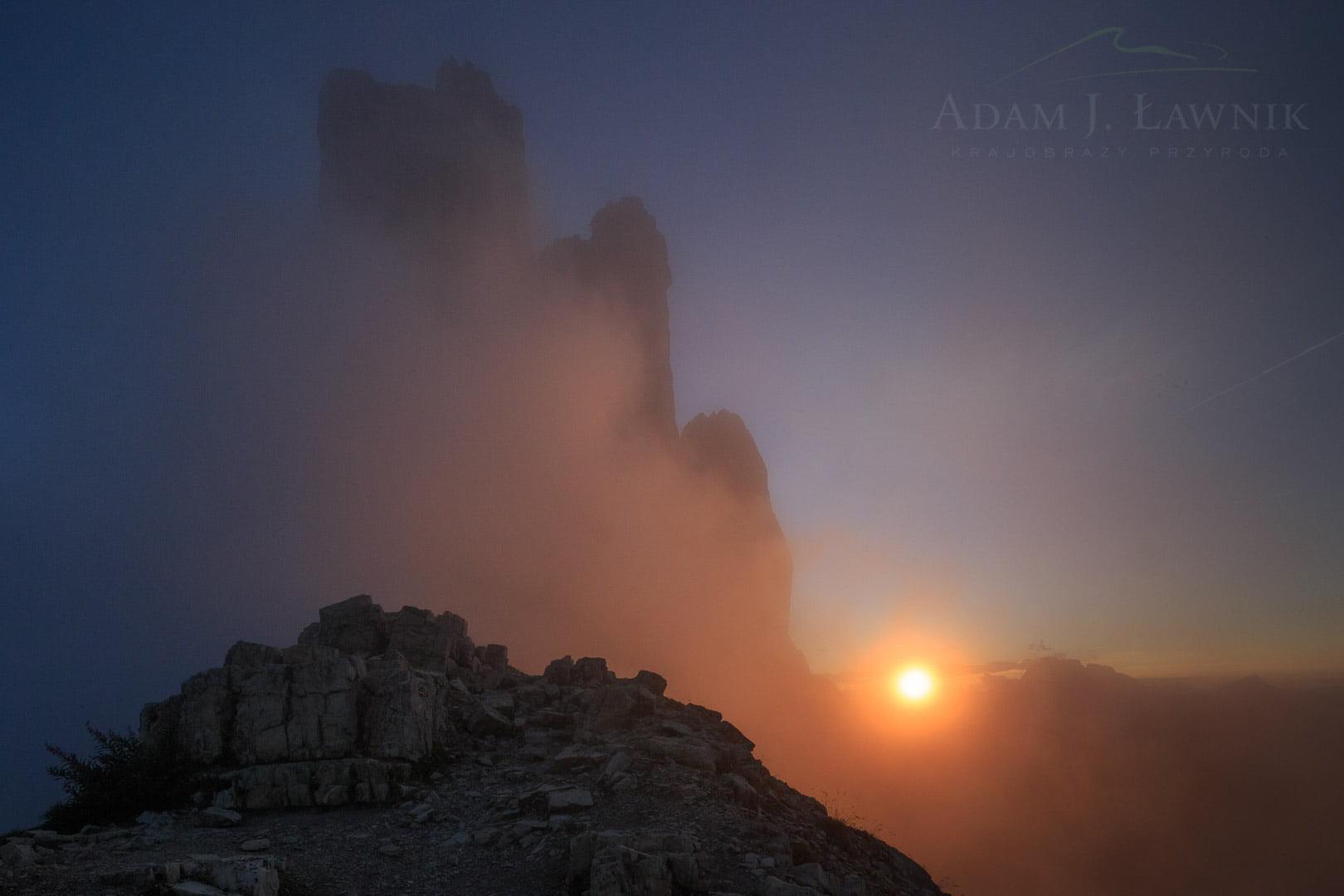 Dolomites, Italy 1609-00950C
