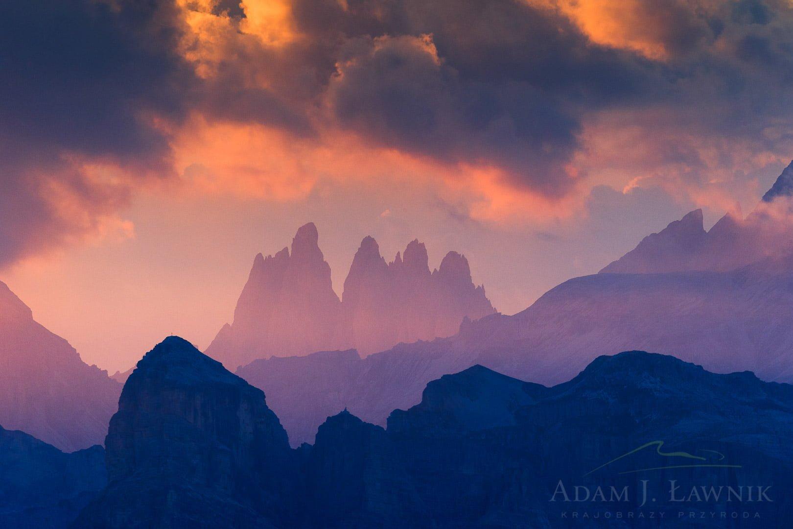 Dolomites, Italy 1609-00989C